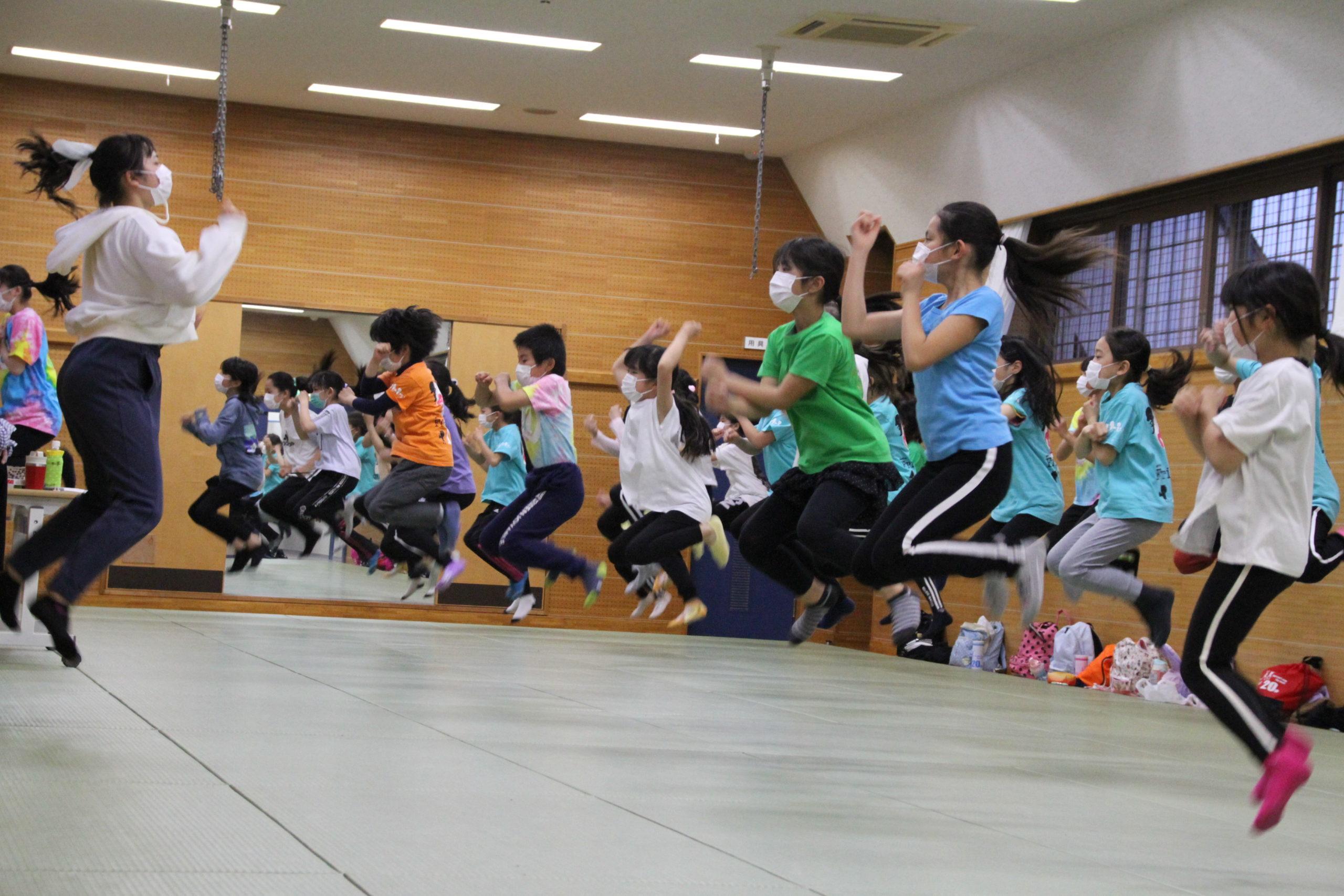 ♪You Can't を踊れてうれしい!
